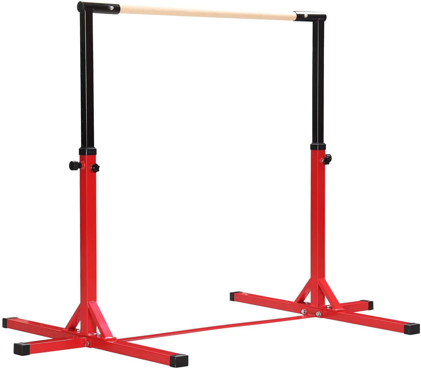 Horizontal Bar Adjustable Gymnastics Training Kip Bars Junior Gym Tumbling Bar for Kids