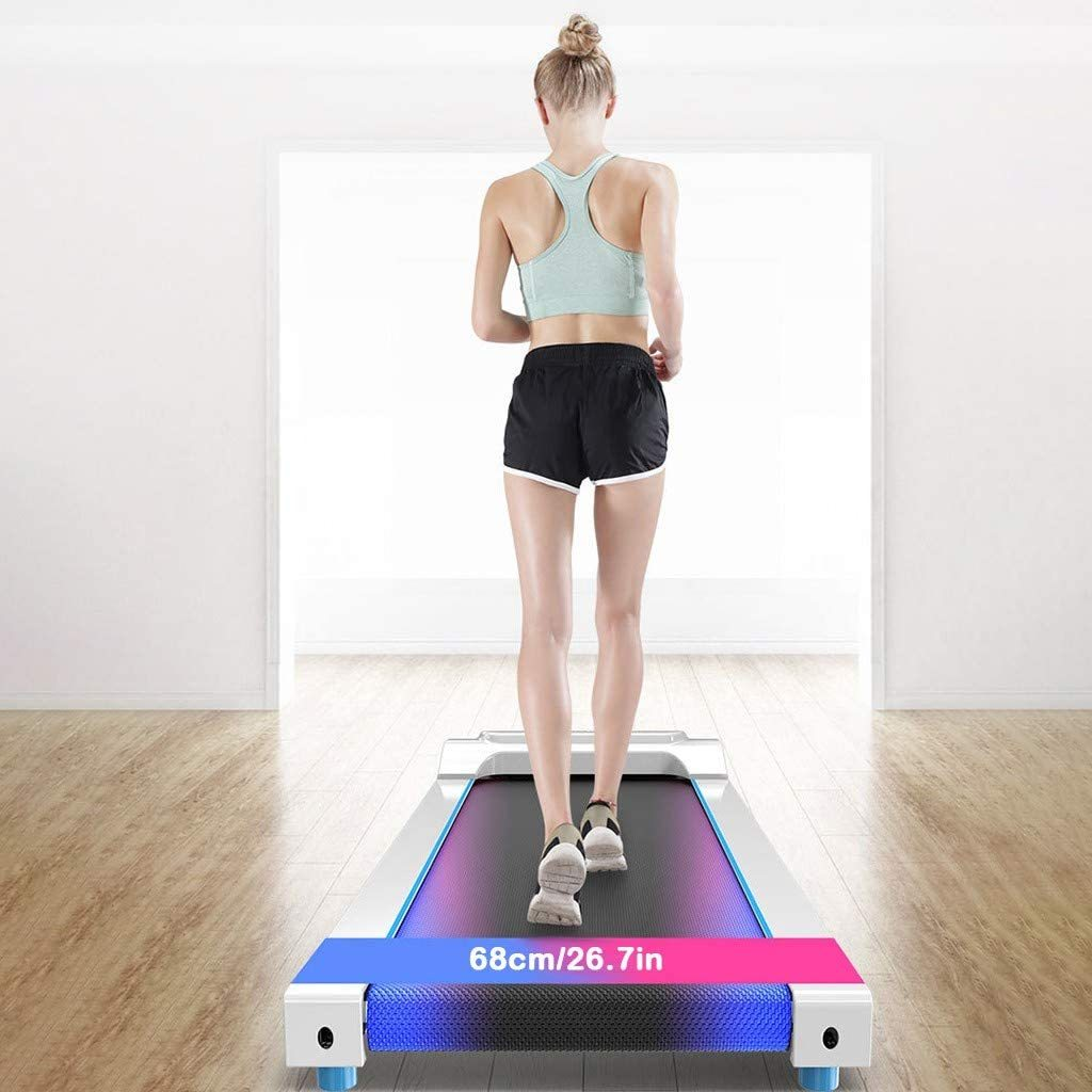Folding Electric Treadmill LCD Display Motorized Running 2.0HP Treadmills Home Gym Workout Fitness
