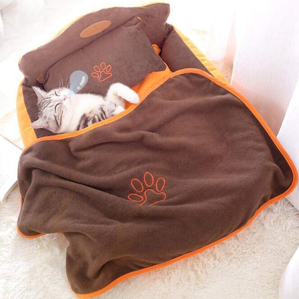 Generie Pet Sofa Dogs nest cat Bed Four Seasons Universal mat Four Seasons Universal Pet Sofa pet Bed