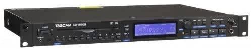 CD-500B Single-Rackspace CD Player with 1 Year Free Extended Warranty