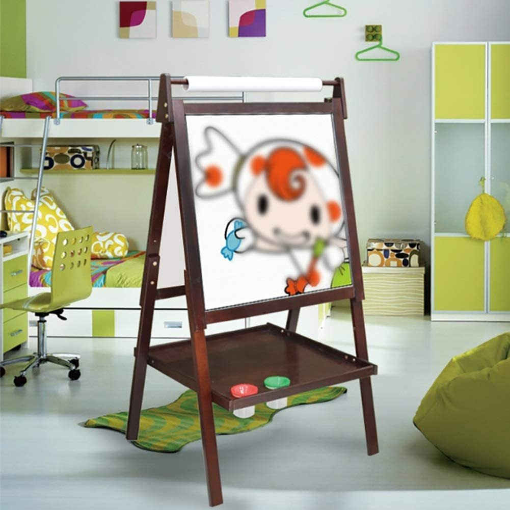 Wooden Drawing Rack,Easel-Easel Drawing Stand Painting Rack for Kids Tripod Painting Holder Artists Adjustable Easel