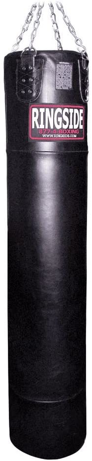 100-pound Leather Muay Thai Punching Heavy Bag (Unfilled)