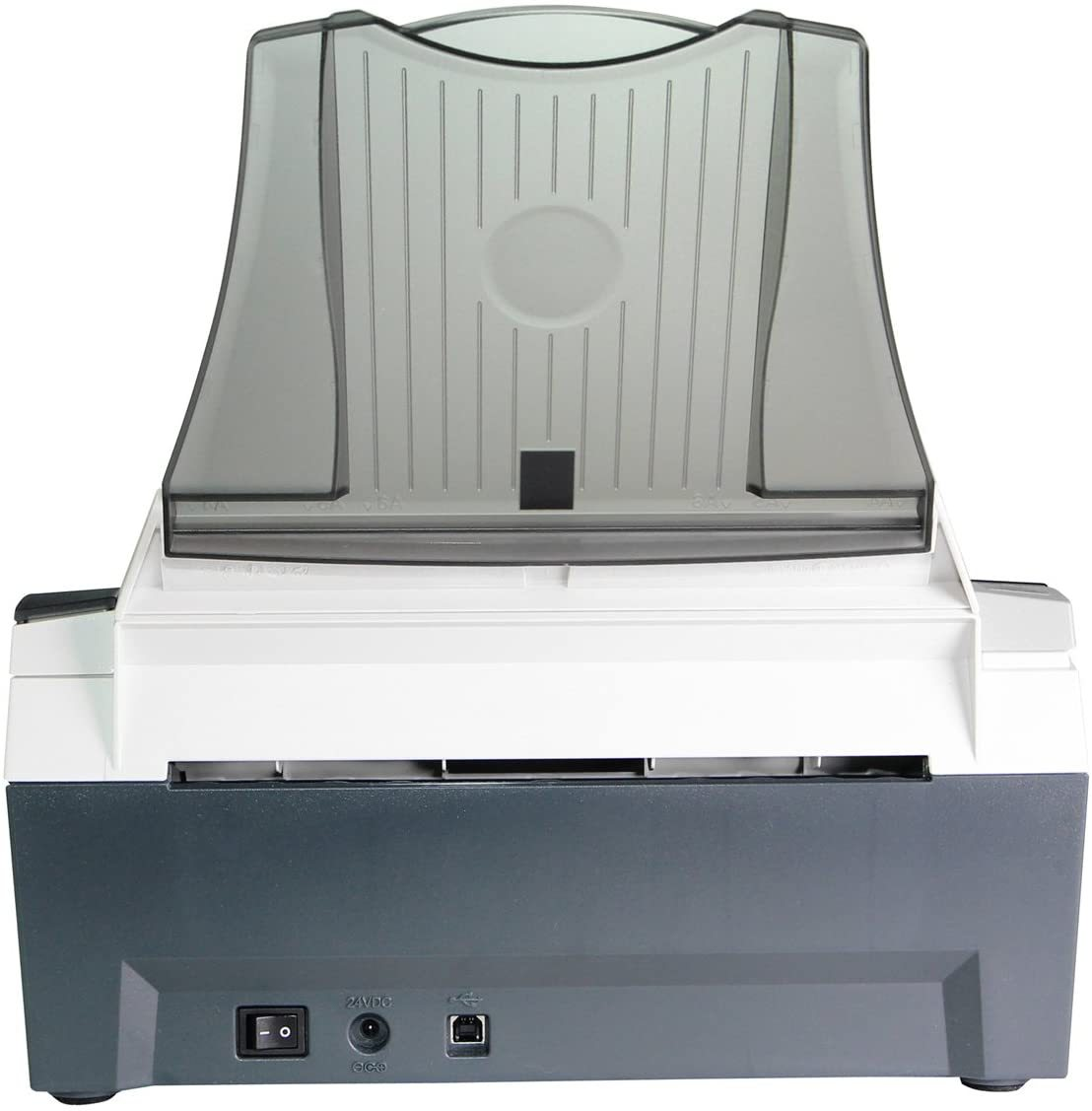 AW210 is a simplex sheetfed Color Scanner with The Best Document and Paper handling Functions.