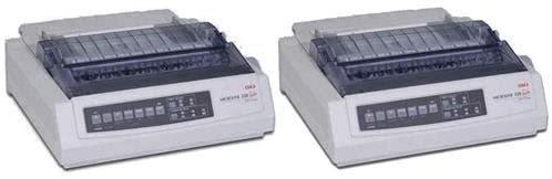 2X Microline 320T, 9-Pin Turbo Dot Matrix Impact Printer, for All Invoice Printing Needs