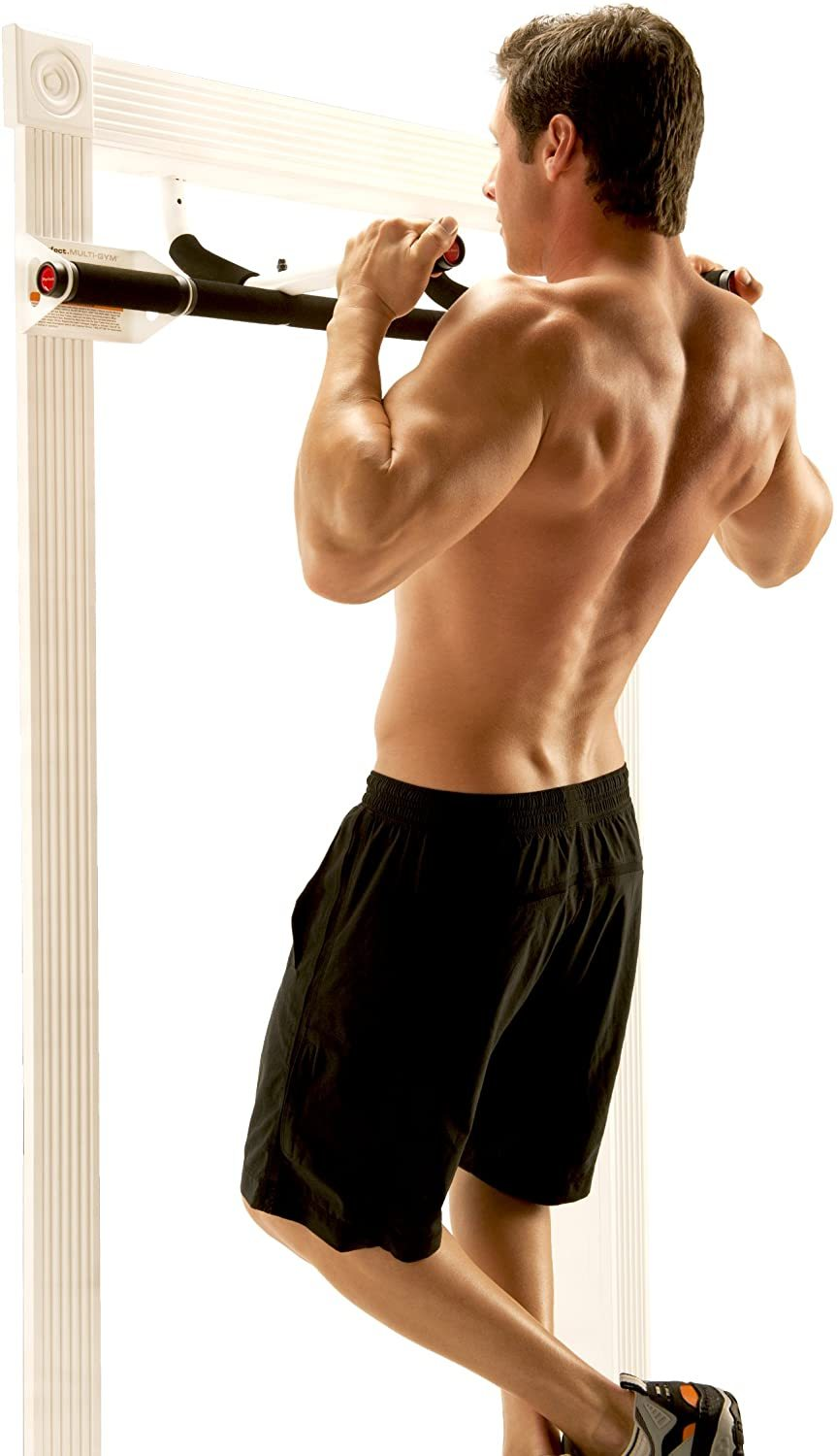 Multi-Gym Doorway Pull Up Bar and Portable Gym System, Original