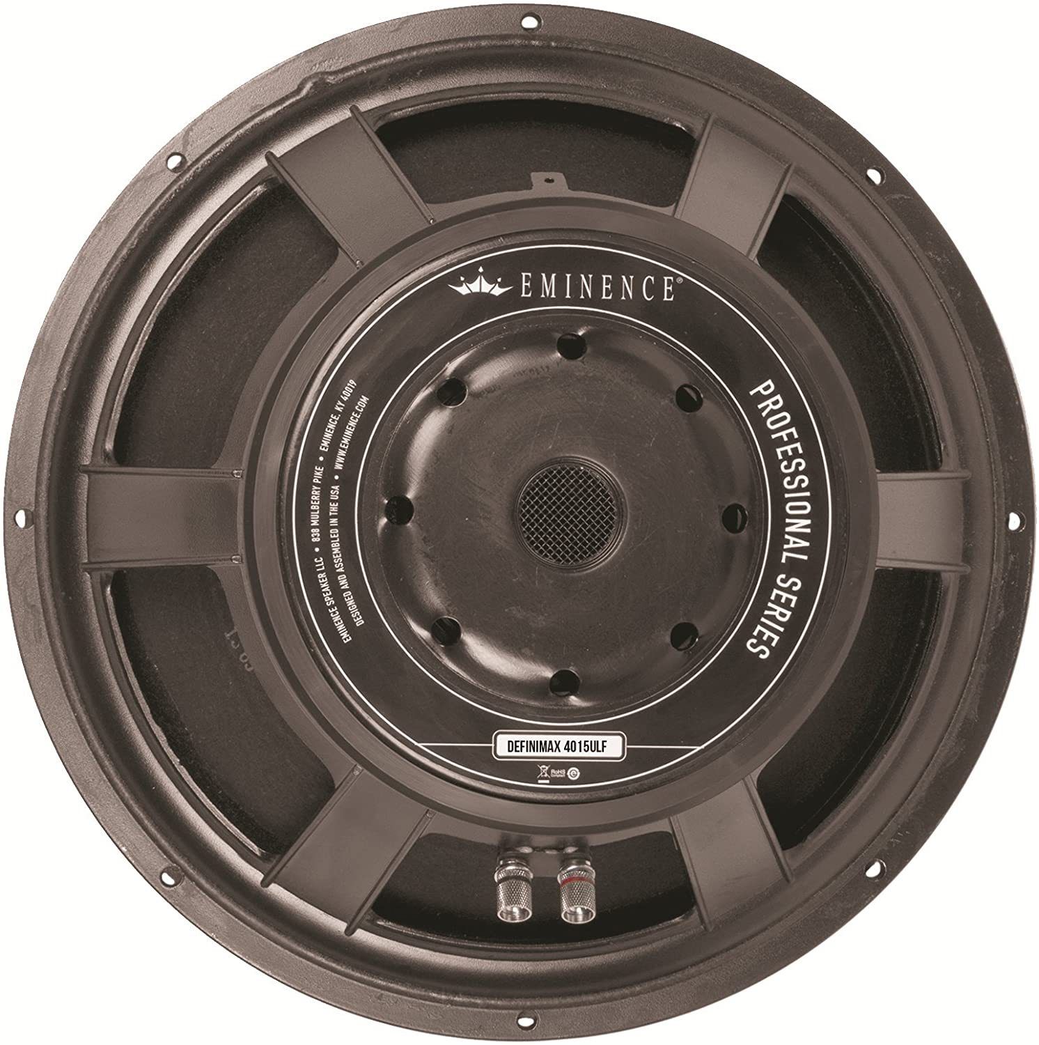 "Professional Series Definimax 4015ULF-8 15"" Pro Audio Speaker, 1200 Watts at 8 Ohms"