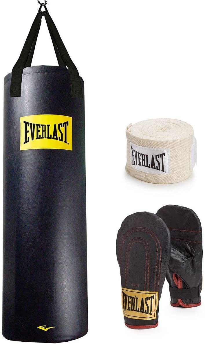100 lb. Heavy Bag Kit