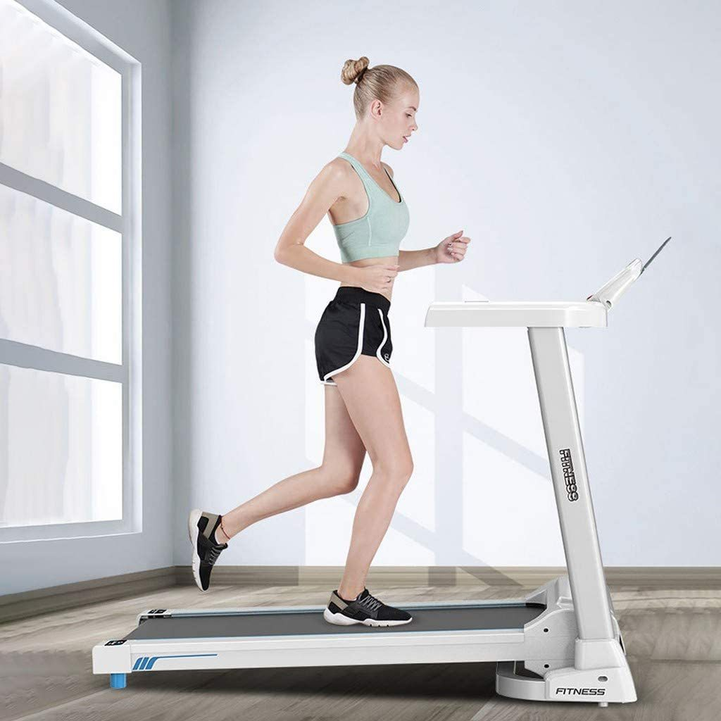 Professional Folding Electric Treadmill LCD Display Motorized Running Home Gym Workout Fitness 2.0HP Treadmills