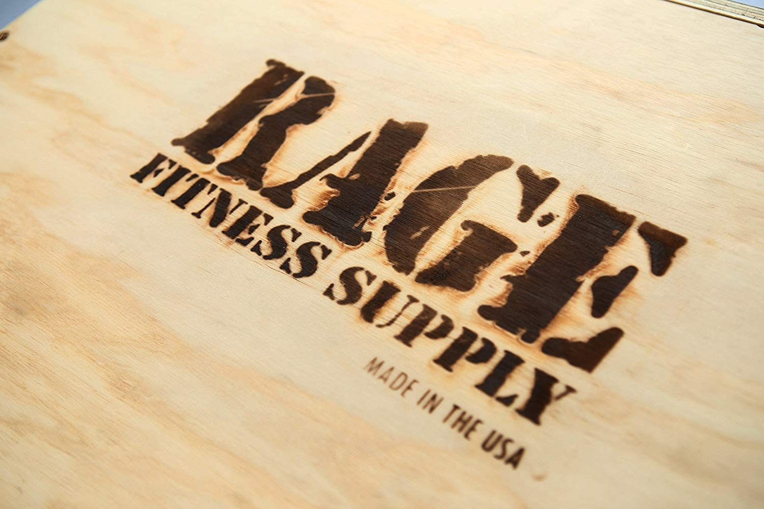 "3 in 1 Wood Plyo Box 20"" x 24"" 30"", Made The USA"