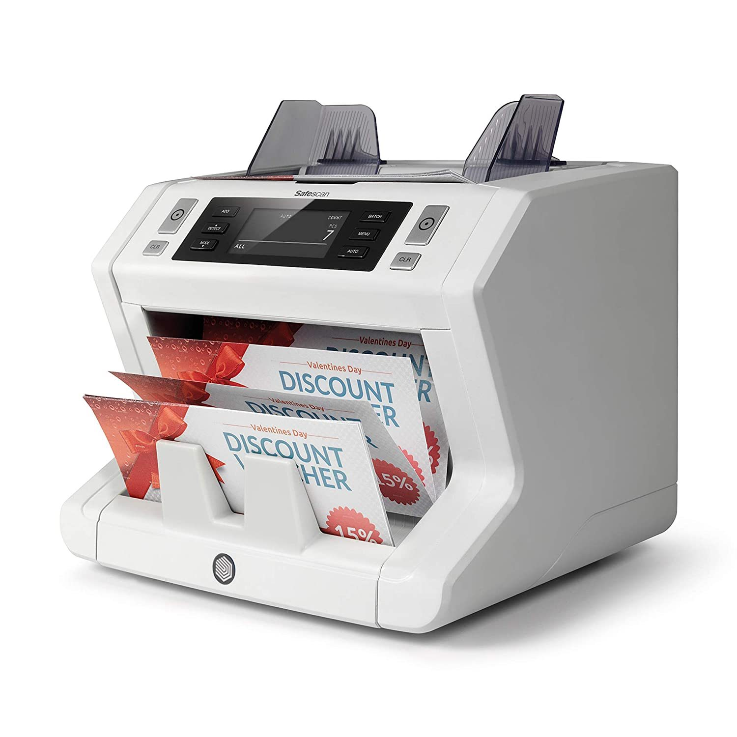 2650 - High-Speed Bill Counter for Sorted Bills with 3-Point Counterfeit Detection