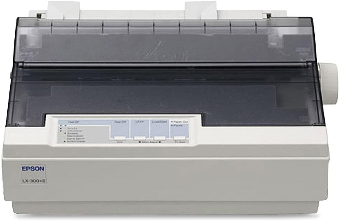 EPSC11C640001 - LX-300II Dot Matrix Printer