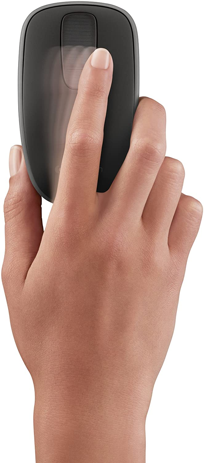 Zone Touch Mouse T400 for Windows 8 - Black