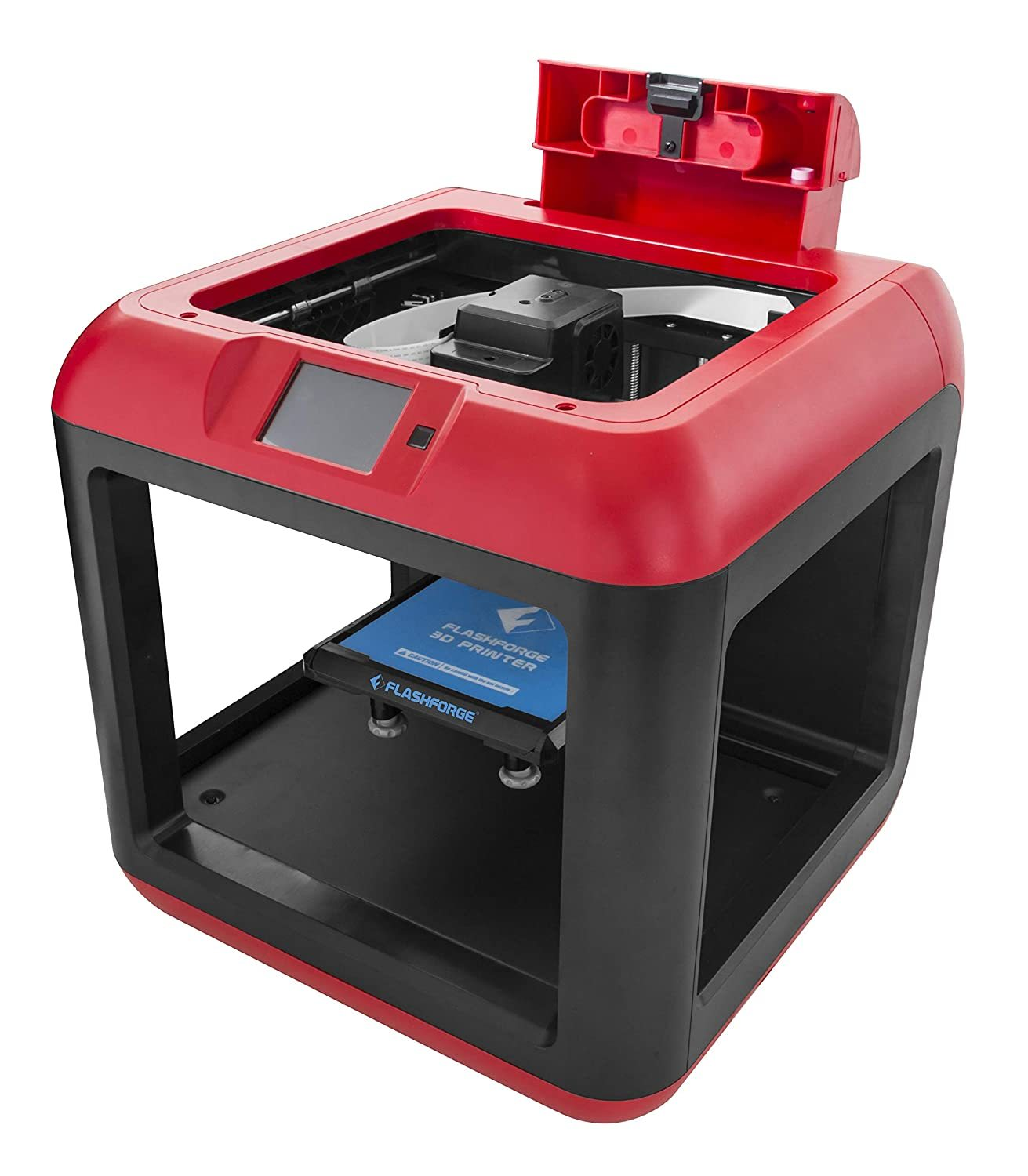 Finder 3D Printers with Cloud, Wi-Fi, USB cable and Flash drive connectivity