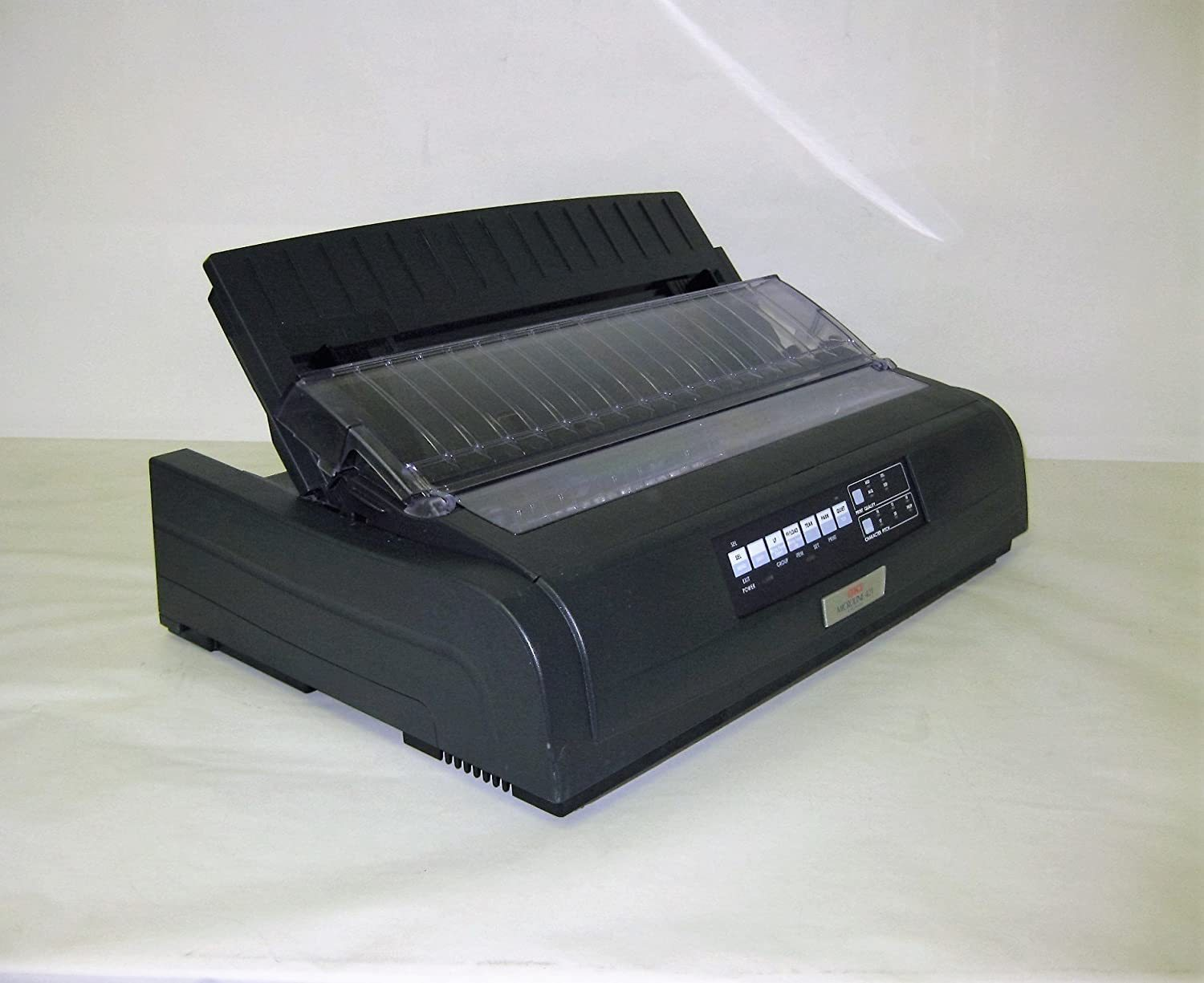 Microline 421 - Printer - B/W - dot-Matrix (92009701)