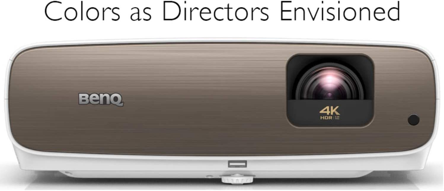 HT3550 4K Home Theater Projector with HDR10 and HLG | 95% DCI-P3 and 100% Rec.709 for Accurate Colors | Dynamic Iris for Enhanced Darker Contrast Scenes