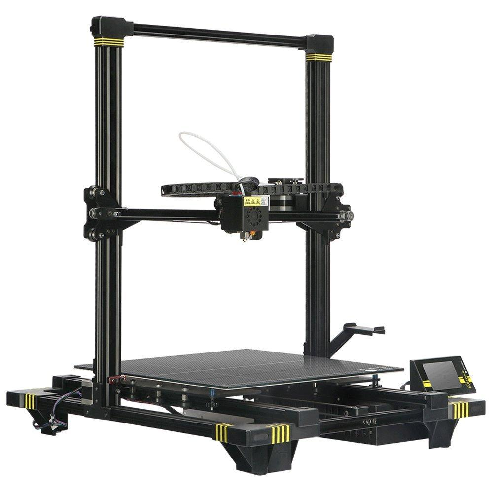 Chiron Semi-auto Leveling 3D Printer with Ultrabase Heatbed, Huge Build Volume 15.75 x 15.75 x 17.72 inch(400x400x450mm)