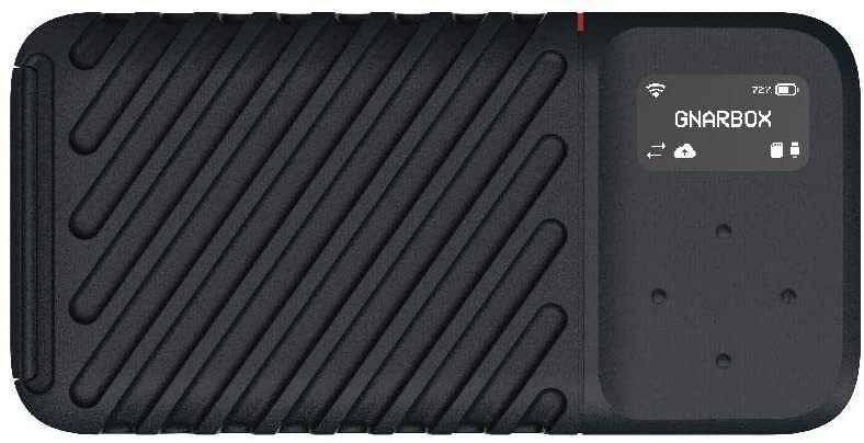 2.0 SSD (512GB) - Rugged Backup Device for Your Camera