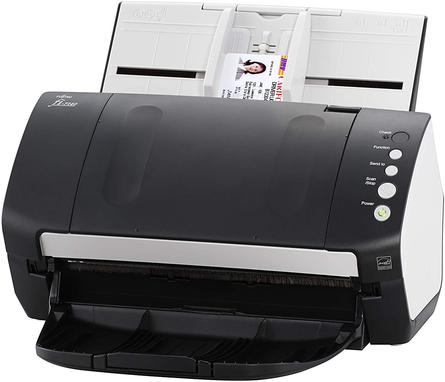 FI-7140 Color Duplex Scanner PA03670-B105