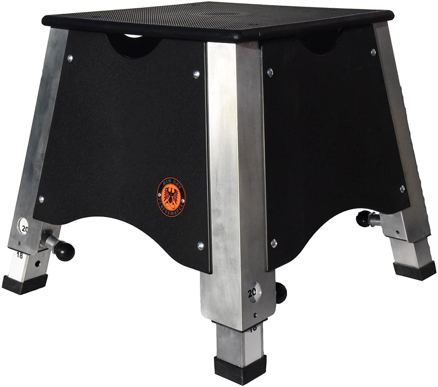 Elev8 Adjustable Plyometric Box