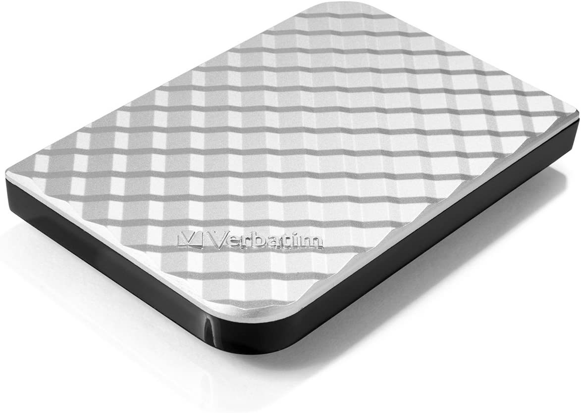2TB Portable Hard Drive, - Store'n'Go - USB 3.0 - Compatible with USB 2.0 - PC / Mac - Diamond Black