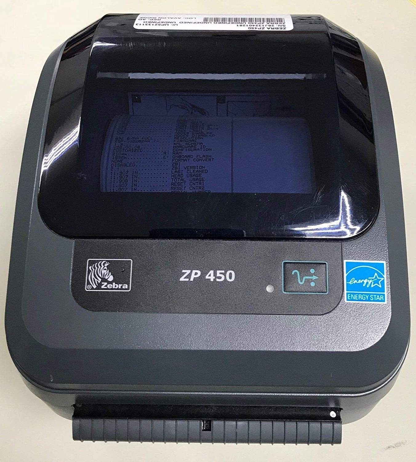 ZP 450 Label Thermal Bar Code Printer ZP450-0501-0006A