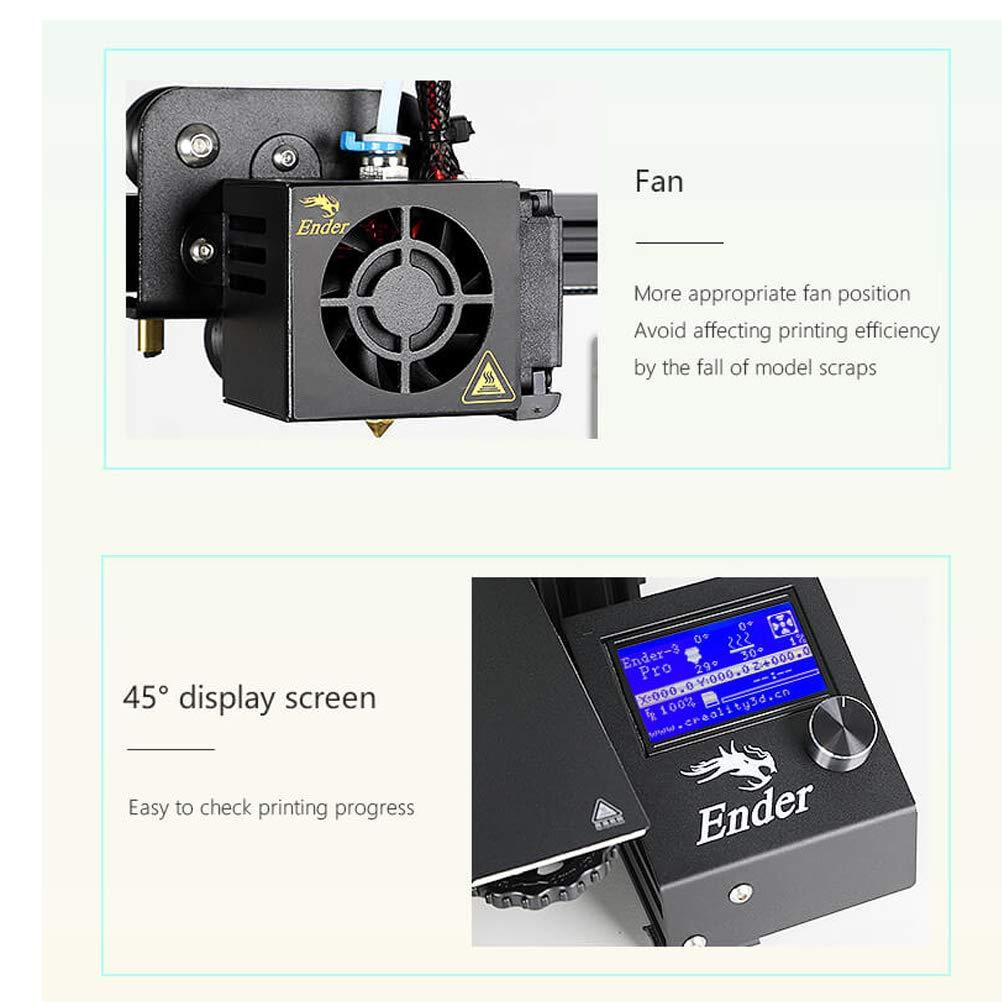 Official Ender 3 Pro DIY Printer with Removable Magnetic Bed 3D Printer 220x220x250mm