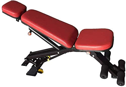 Adjustable Weight Bench Supine Board Abdomen Abdomen Board Dumbbell Bench Multi-Function Home Fitness Equipment