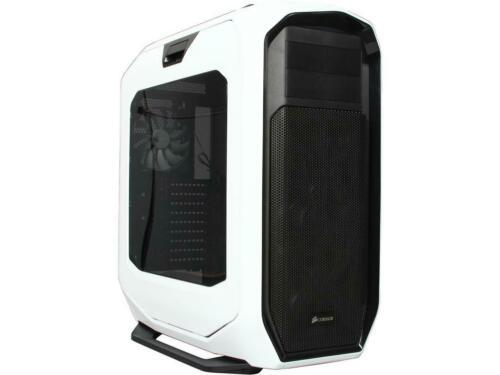 Corsair Graphite Series 780T (CC-9011059-WW) Black / White Steel ATX Full Tower