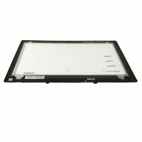 For Lenovo Y50-70 LCD Screen LED Display Panel Touch Digitizer Assembly Bezel