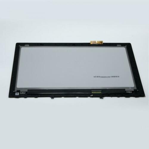 UHD 4K LTN156FL02-L01 IPS LED LCD Touch Screen +Bezel For Lenovo Y50-70 59445765