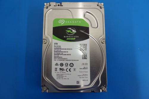 "Seagate Barracuda 3 TB 3.5"" Internal Hard Drive (ST3000DM008)"
