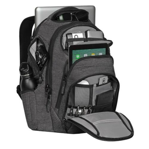 OGIO RENEGADE RSS LAPTOP BACK PACK - DARK STATIC- NEW 2018