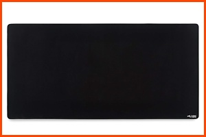 Glorious 3XL Extended Gaming Mouse Mat/Pad LARGE Wide Xlarge BLACK Cloth Mousepa