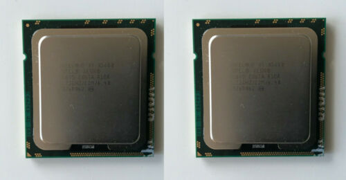 Lot of 2 Matched Pair Intel XEON X5680 3.33GHz 6 Core Processor Mac Pro USseller